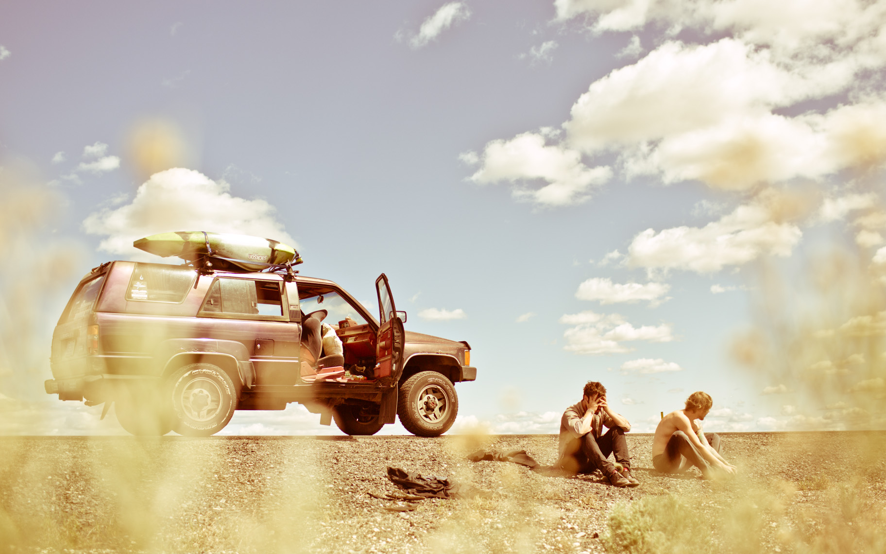 Lifestyle road trip photography by Forest Woodward