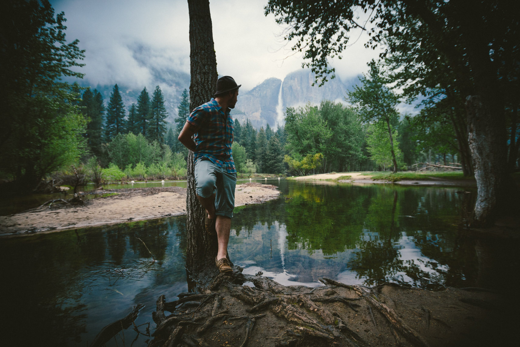 Lifestyle road trip in Northern California for Royal Robbins photographs by Forest Woodward