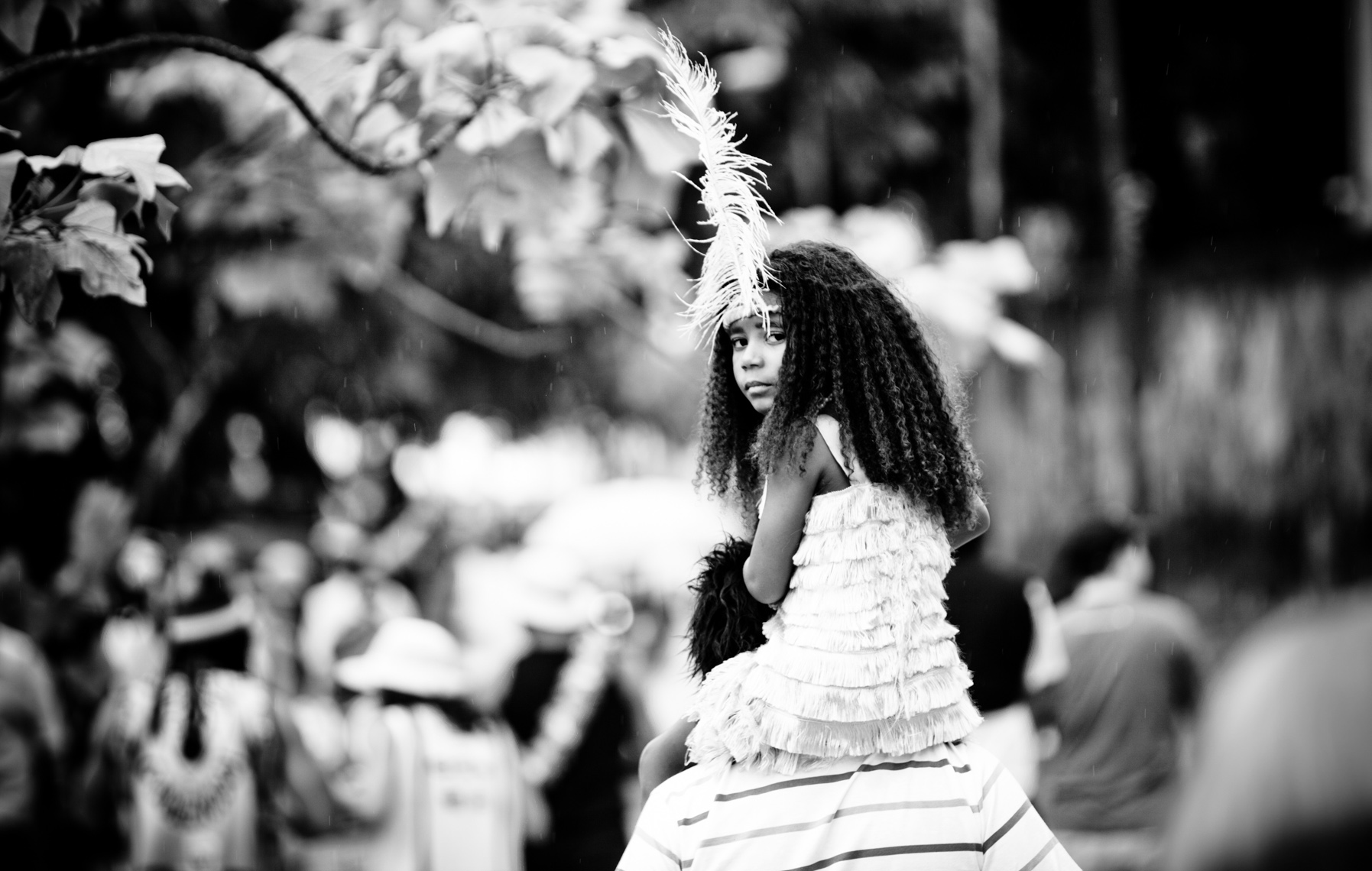 Travel photography by Forest Woodward in Rio Dejaniero Brazil during Carnival